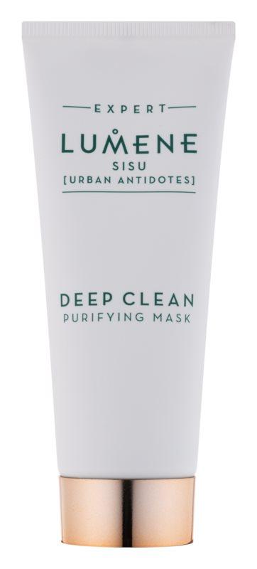 Lumene Sisu [Urban Antidotes] hĺbkovo čistiaca maska